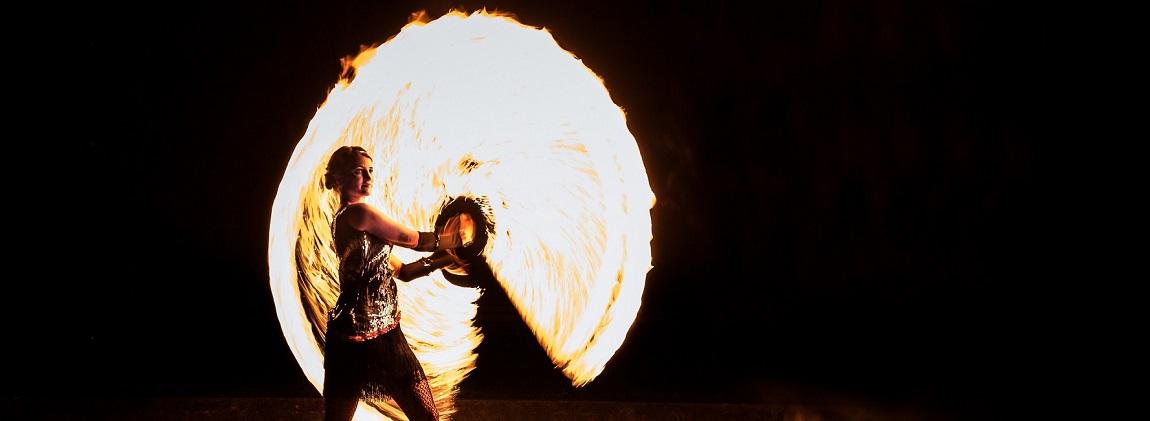 Feuershow Swing