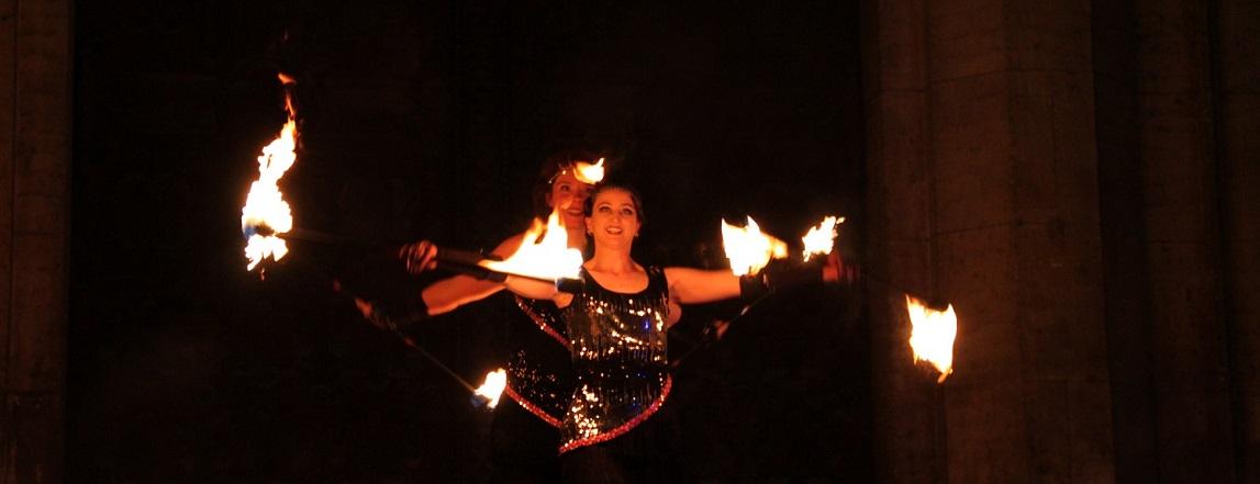 Feuershow Partner